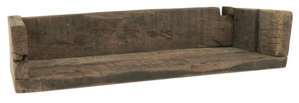 Ib Laursen, Seinähylly, Kierrätyspuuta, Koko leveys 45, Korkeus 7, Syvyys 15 cm