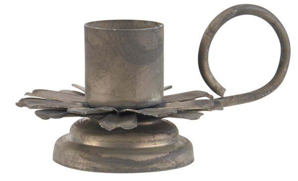 Ib Laursen, Flower-kynttilänjalka, Kahvalla