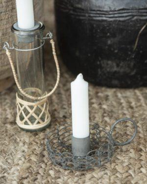Ib Laursen, Filigran-kynttilänjalka, Kahvalla