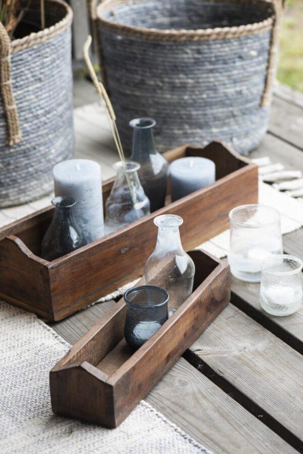Ib Laursen, Puinen laatikko, Kierrätettyä puuta, Uniikki