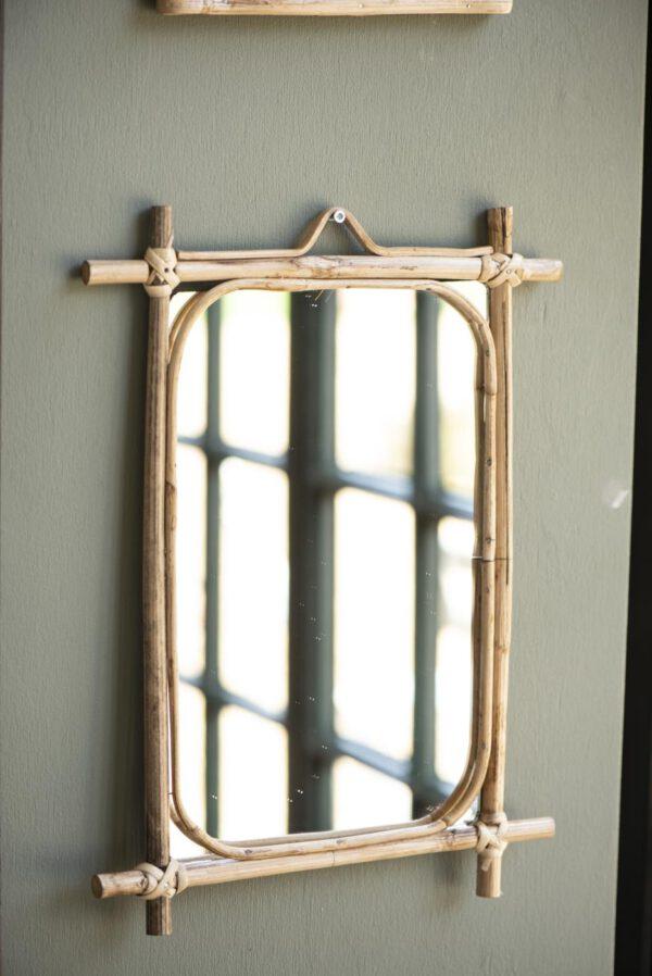 Ib Laursen, Bamboo-peili, koko 35,5x22cm