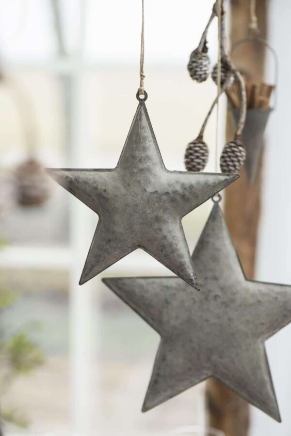 Ib Laursen, Star -koriste, Metallia, 12cm
